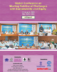 Global Conference on Meeting Nutritional Challenges with Sustainability and Equity